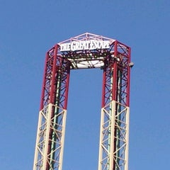 Photo taken at The Great Escape & Splashwater Kingdom by Mrs. D. on 6/15/2012