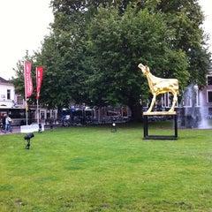 Photo taken at Stadsschouwburg Utrecht by Peggy on 9/21/2011