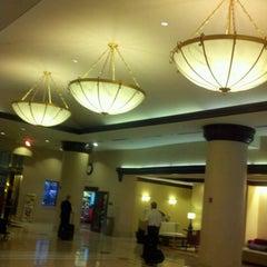Photo taken at Hilton Garden Inn by TJ H. on 10/14/2011