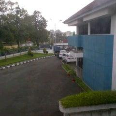 Photo taken at PT. Djarum by Sugenk N. on 12/18/2011
