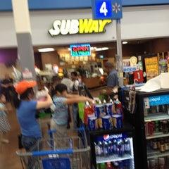 Photo taken at Walmart Supercenter by Justin I. on 5/28/2012