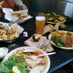 Photo taken at Pier 46 Seafood Market by Mark S. on 12/31/2011