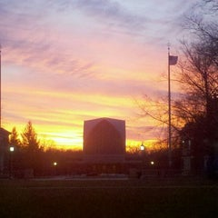 Photo taken at Eastman Quadrangle by Donna J. on 1/6/2012