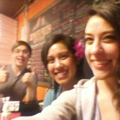 Photo taken at Denver Pizza Company by hannah r. on 3/7/2012