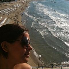 Photo taken at Hotel Meliá Alicante by Celina L. on 6/14/2012