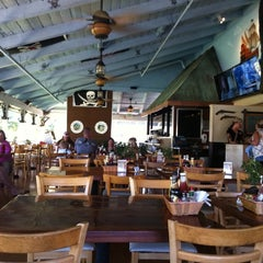 Photo taken at Captain Jack's Island Grill by William R. on 4/20/2011