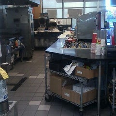 Photo taken at Moe's Southwest Grill by Kara J. on 11/18/2011