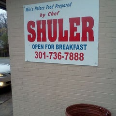 Photo taken at Shuler's Family Kitchen by Jus S. on 12/21/2011