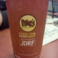Photo taken at Moe's Southwest Grill by Angie C. on 12/28/2011