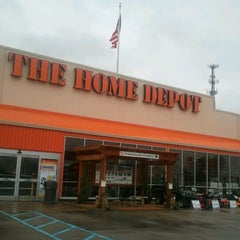 Photo taken at The Home Depot by Russell A. on 2/16/2012