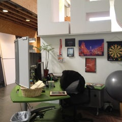 Photo taken at OMD Los Angeles by Laura S. on 5/22/2012