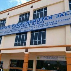 Photo taken at JPJ Bandar Baru Bangi by Faizal M. on 3/26/2012