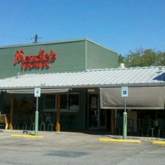 Photo taken at Maudie's Cafe by Linda L. on 10/1/2011