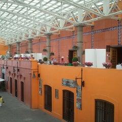 Photo taken at Centro de Convenciones William O. Jenkins by Fabio D. on 5/30/2011