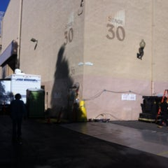 Photo taken at Sony Pictures Studios Stage 30 by AnnaLise L. on 12/10/2011