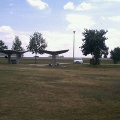 Photo taken at Rest Area #14 (Dooly County) by Jeffrey M. on 5/3/2011