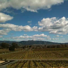 Photo taken at Francis Ford Coppola Winery by Nicole M. on 2/26/2011