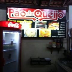Photo taken at Pão de Queijo by Alex on 4/2/2011
