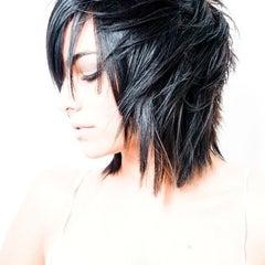 Photo taken at Siojo Salon by Rashada S. on 7/25/2011