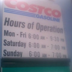 Photo taken at Costco Gasoline by Jason W. on 4/10/2012