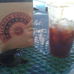 Photo taken at Millcreek Coffee Roasters by Chris M. on 8/20/2011