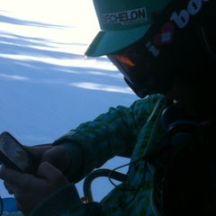 Photo taken at Freestyle Terrain Park by Ffej K. on 12/18/2011