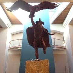 Photo taken at Albuquerque International Sunport (ABQ) by Nakorn C. on 5/30/2012