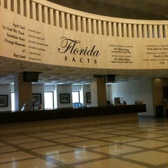 Photo taken at Florida State Capitol by Kenneth P. on 4/21/2011