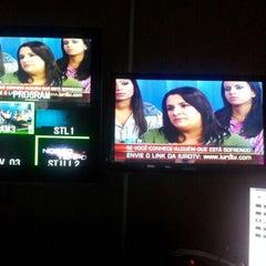 Photo taken at TV da Igreja Universal by Dante D. on 6/8/2012