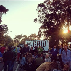Photo taken at Off the Grid: Upper Haight by Neil T. on 6/1/2012