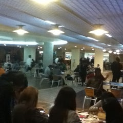 Photo taken at Cafetería U Central by Cesar G. on 2/1/2012