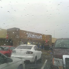 Photo taken at Walmart by Fredrick C. on 1/18/2012