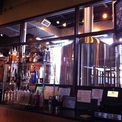 Photo taken at Destihl Restaurant & Brew Works by Shivani M. on 4/18/2011
