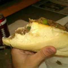 Photo taken at Chicago Cheesesteak Company by Allen C. on 9/16/2011
