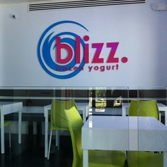 Photo taken at Blizz by Katherine T. on 8/31/2011