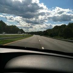 Photo taken at I-80 (Interstate 80) by Sean B. on 8/11/2011