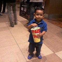 Photo taken at TGV Cinemas by Juhardi T. on 9/15/2011