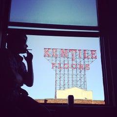 Photo taken at Flood Music Studios by Benjamin P. on 5/19/2012