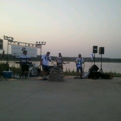 Photo taken at Bobber's Bar and Grill by Marlene G. on 7/4/2012
