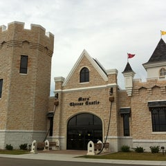 Photo taken at Mars Cheese Castle by Sarah B. on 8/30/2011