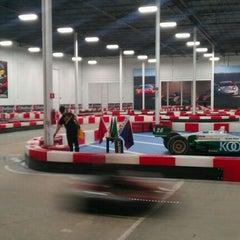 Photo taken at K1 Speed by Derek A. on 12/4/2011