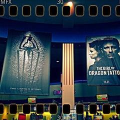 Photo taken at Regal Cinemas Germantown 14 by Nakeva (Photography) C. on 12/23/2011