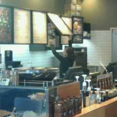 Photo taken at Starbucks by Erik D. on 1/29/2011