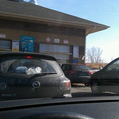 Photo taken at Kwik Trip by Rachel R. on 2/19/2012