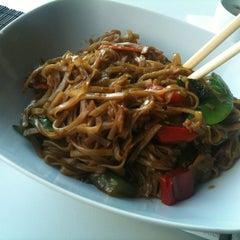 Photo taken at YAM YAM Thai Food & Café by Marek Ř. on 12/20/2011