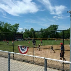 Photo taken at Thillens Stadium by Dave T. on 6/17/2012