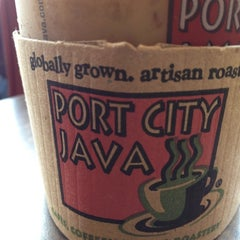 Photo taken at Port City Java by Kitty on 11/27/2011