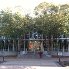 Photo taken at Irwin Library @ Butler University by Butler University on 1/30/2012