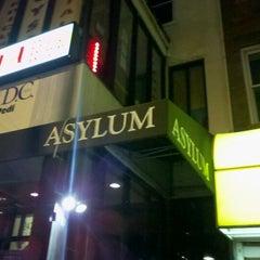 Photo taken at Asylum Bar & Lounge by Patrick P. on 12/11/2011