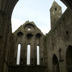 Photo taken at Rock of Cashel by Stefano M. on 12/4/2011